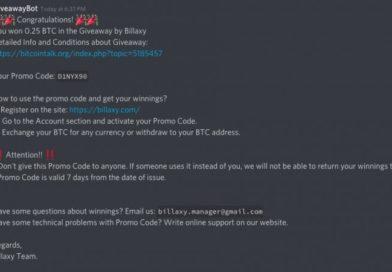 Már a Discordon is szedik az áldozatukat a mesés bitcoin vagyont ígérő csalók