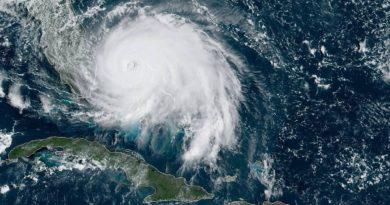 Dorian hurrikán