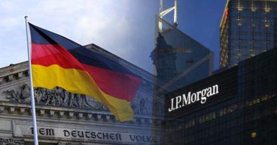 A JP Morgan által kezdeményezett Interbank Information Network (INN) nemrég a német Deutsche Bankkal bővült, ami 320-ra növelte az INN tagjainak számát.