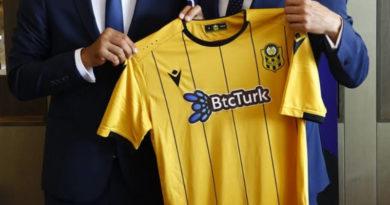 Török fociklub hivatalos szponzora lett egy bitcoin tőzsde
