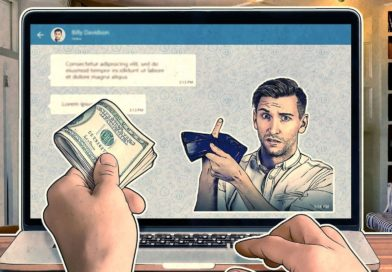 Csaló Telegram token hirdetésekkel bombázzák az orosz Facebookosokat