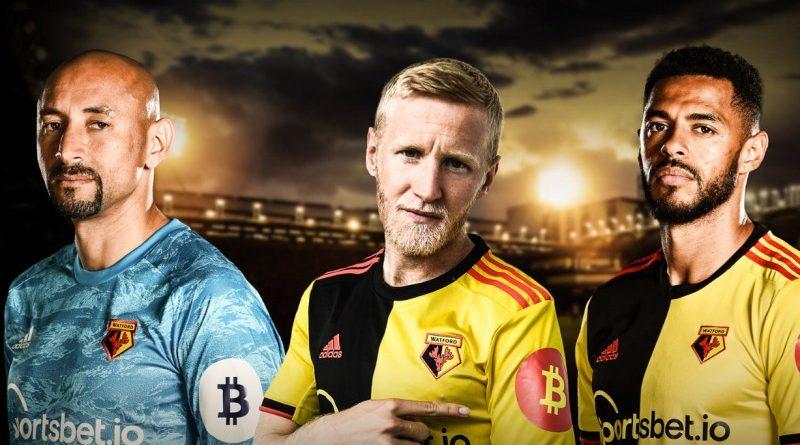 A Watford FC fociklub hivatalos támogatója a BITCOIN?!