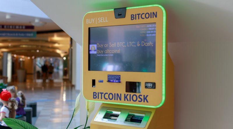 Már 42 kriptoautomata üzemel Olaszország nagyvárosaiban