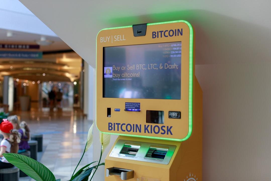 bitcoin atm Németországban
