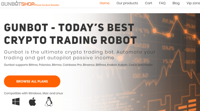 Hogyan működik a Gunbot automatizált kriptokereskedési robot