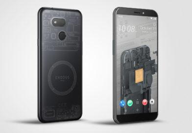 Teljes node futtatására alkalmas okostelefont jelentett be a HTC