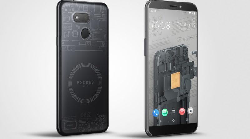 Monero bányász tuningot kaphatnak a HTC Exodus mobilok