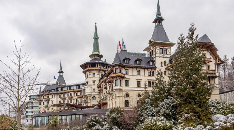 Svájci luxushotel bitcoint is elfogad