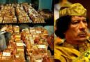 Kadhafinak egy aranyfedezetű pénz létrehozása miatt kellett meghalnia