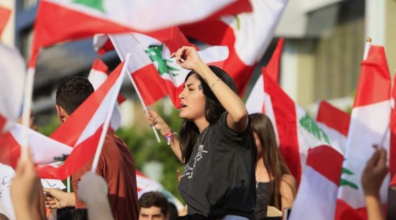 Már egy hete zárva vannak Libanonban a bankok a tüntetések miatt