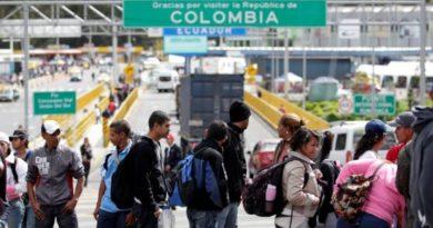 venezuelai migránsok