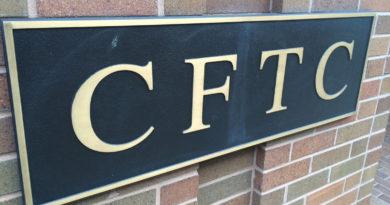 A CFTC volt elnöke a bitcoin buborékról beszélt