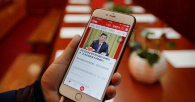 Kínai alkalmazás figyeli felhasználóit