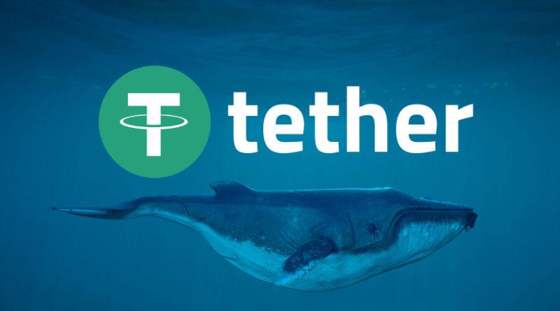 Tether bálnák