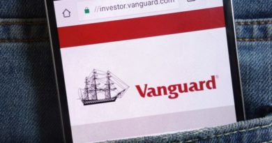 Vanguard blokklánc platform