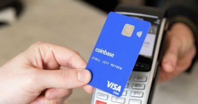 Már Magyarországon is kapható a Coinbase Visa kártyája