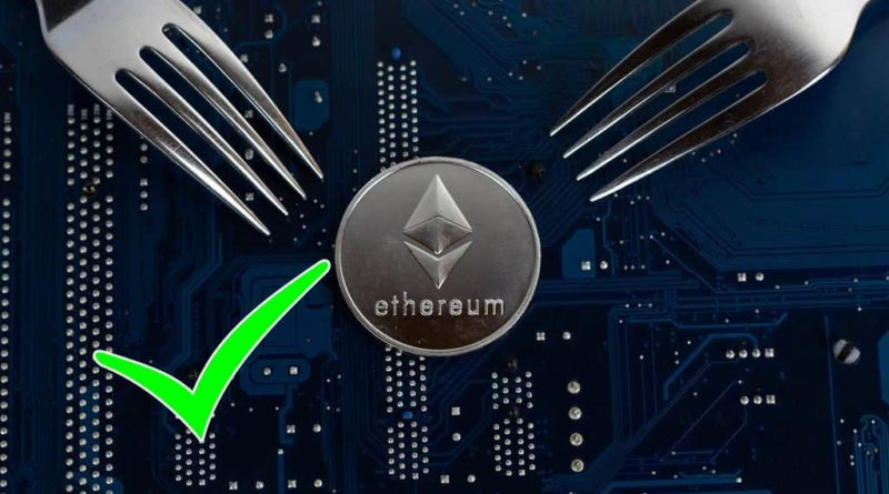 Legfontosabb Ethereum forkok egy ábrán