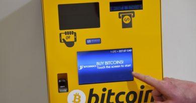 Bitcoin ATM-ek kerülnek az amerikai bevásárlóközpontokba