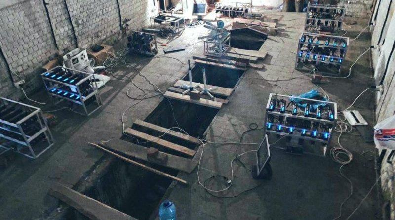 Már az Ukrán Vasutak is kriptovalutát bányászik
