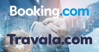 A booking.com szállásait is lehet kriptovalutával fizetni