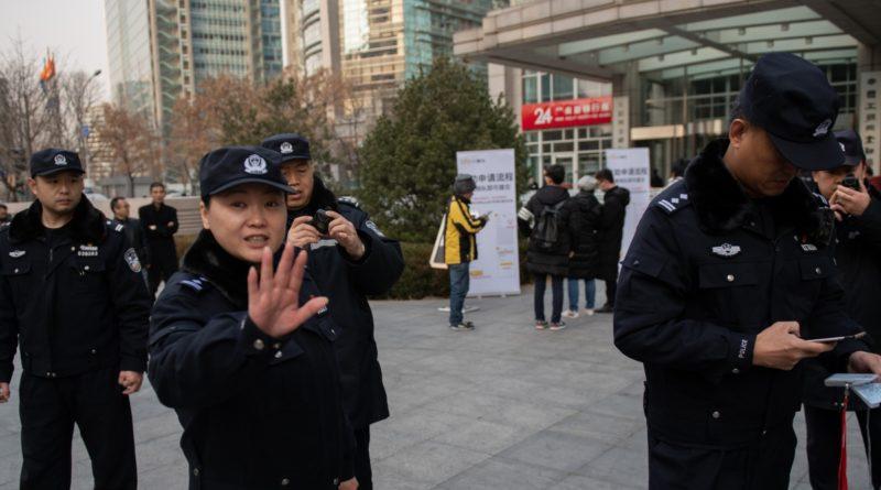 kriptotőzsde kínai hatóság
