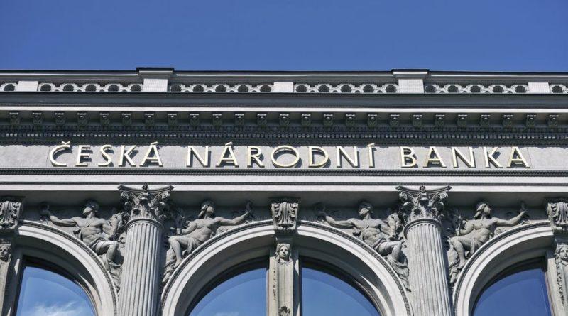 Cseh Központi Bank pénzbírság