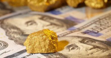 USA dollár arany fedezet