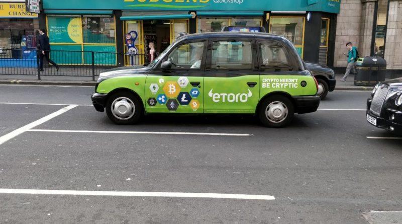 Kriptós céget vásárolt az eToro