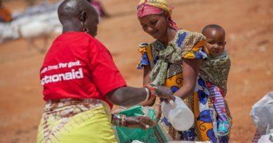 Kenya blokklánc technológia a segélyszállításhoz
