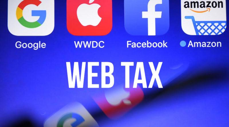Cseh Köztársaság 7%-os adó az internetes óriás cégekre