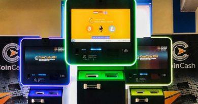Újabb bitcoin automatákat telepített a CoinCash bróker