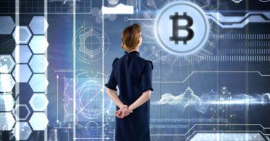 Nők érdeklődnek a bitcoin iránt