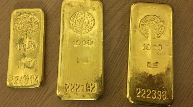 Aranyláz Németországban