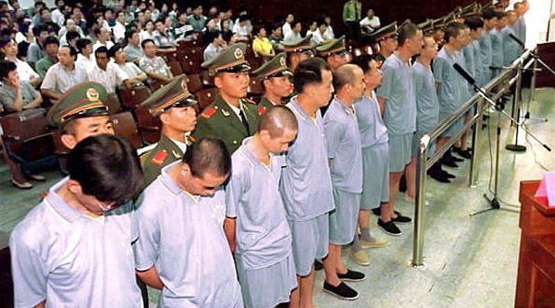Nagy pénz, nagy felelősség: Kínában halálra ítéltek egy bankárt sikkasztás miatt