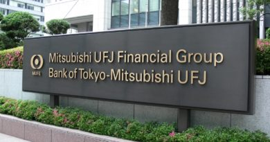 Mitsubishi Financial Group digitális valuta projekt