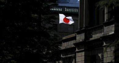 japán központi banknak