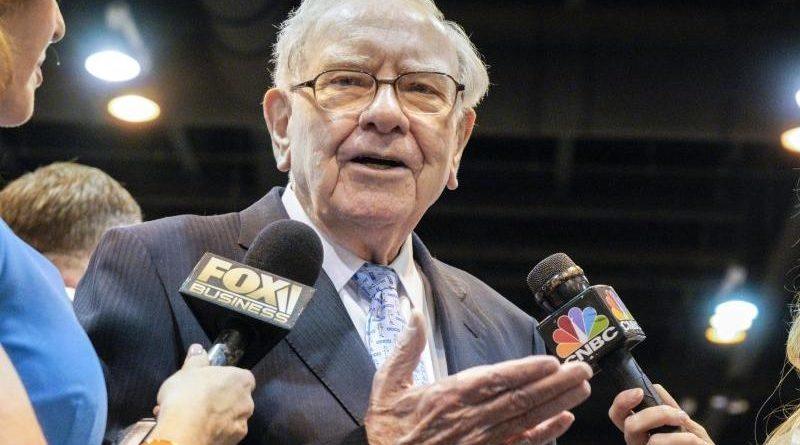 Berkshire Hathaway - Warren Buffett