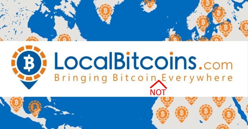 LocalBitcoins. com le a lehetséges hardverhiba miatt 2020 - Dobrebit Coin