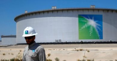 A Saudi Aramco blockchain olajkereskedelmi platformba fektet