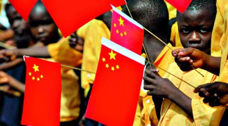 Kína meghódította Afrikát