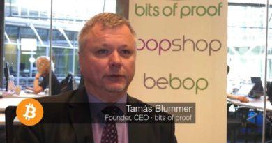 Elhunyt Blummer Tamás, Bitcoin fejlesztő