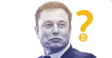Elon Musk podcastban beszélt a kriptovalutákról