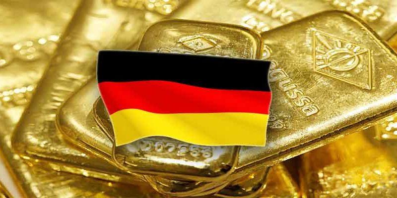A német kormány arany ellen folytatott háborúja mögött hazugságok állnak