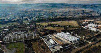 63 megawatt kapacitású bitcoin bányászfarm épült Kolozsvár közelében