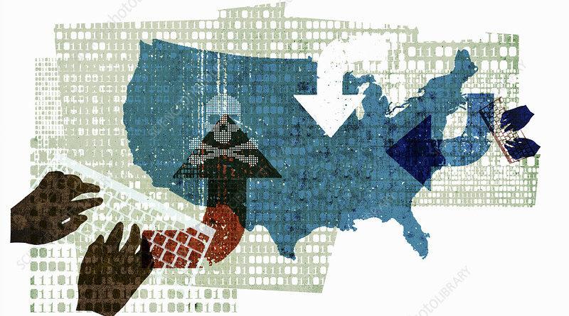 Amerikai kormányzati rendszereket veszélyeztető vírus