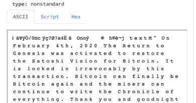 Forkolt a Bitcoin SV, apró bökkenővel