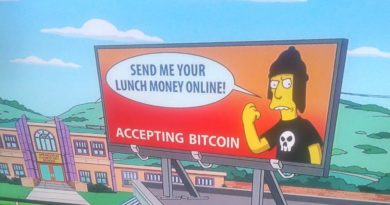 Kriptovaluták és blockchain a Simpson családban