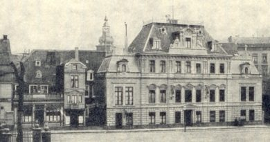 Bank von der Heydt 1880