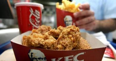 KFC fizetés kiegészítésként drogok árult a brit férfi