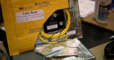 Levélbombák robbantak Hollandiában